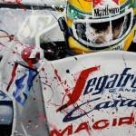 Ayrton Senna - Originals - The Arrival