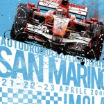 Michael Schumacher - Sketches - Imola 06
