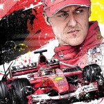 Michael Schumacher - Sketches - Michael Schumacher