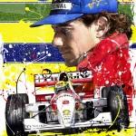 Ayrton Senna - Sketches - Ayrton Senna