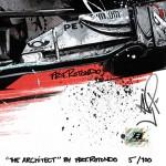 Michael Schumacher - Lithographs - The Architect