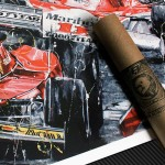 Niki Lauda - Lithographs - The Hunt