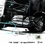 Nico Rosberg - Lithographs - The Quest