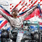 Lewis Hamilton - Lithographs - Thriller