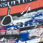 Jacques Villeneuve - Lithographs - World Champions Collection '97