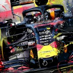 Max Verstappen - Lithographs - Clutch
