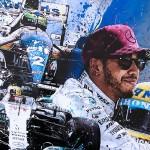 Lewis Hamilton - Lithographs - Equalizer