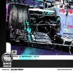 Lewis Hamilton - Lithographs - Glorious