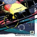 Daniel Ricciardo - Lithographs - Redemption