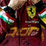 Ferrari - Lithographs - Rosso Mugello