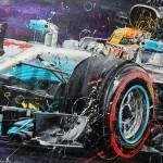 Lewis Hamilton - Lithographs - Sensational