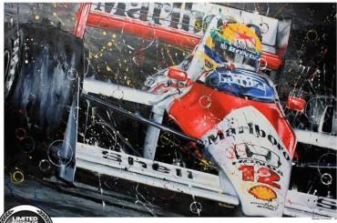 Dominação - Ayrton Senna
