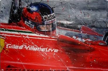 Il Piccolo Canadese - Gilles Villeneuve