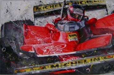 Je Me Souviens - Gilles Villeneuve