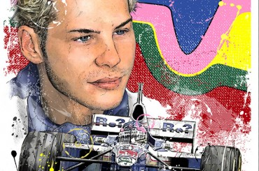 - Sketches - Jacques Villeneuve