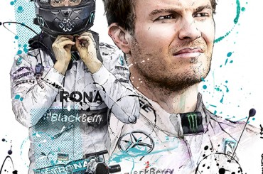 - Sketches - Nico Rosberg 2015